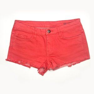 Blank NYC Coral Cut off Shorts